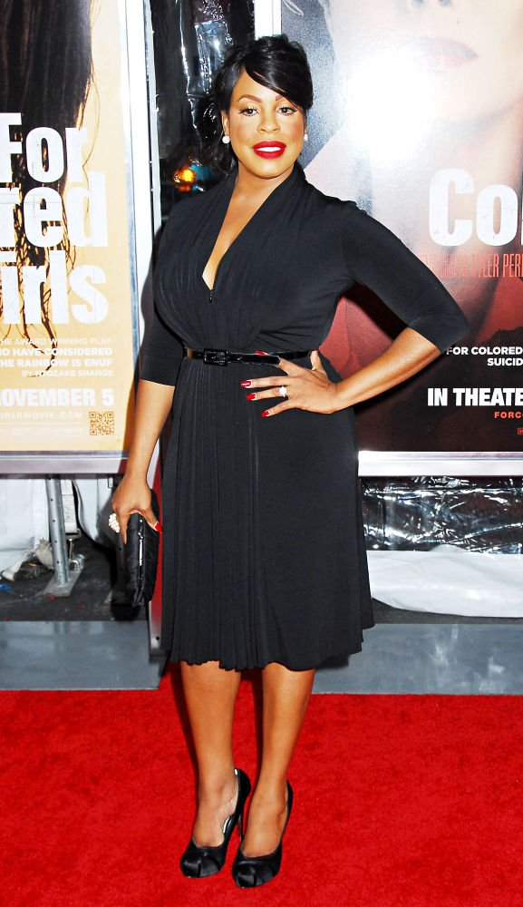 NYC Movie Premiere of 'For Colored Girls' - Arrivals