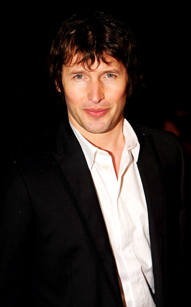 James Blunt - Wallpaper Hot