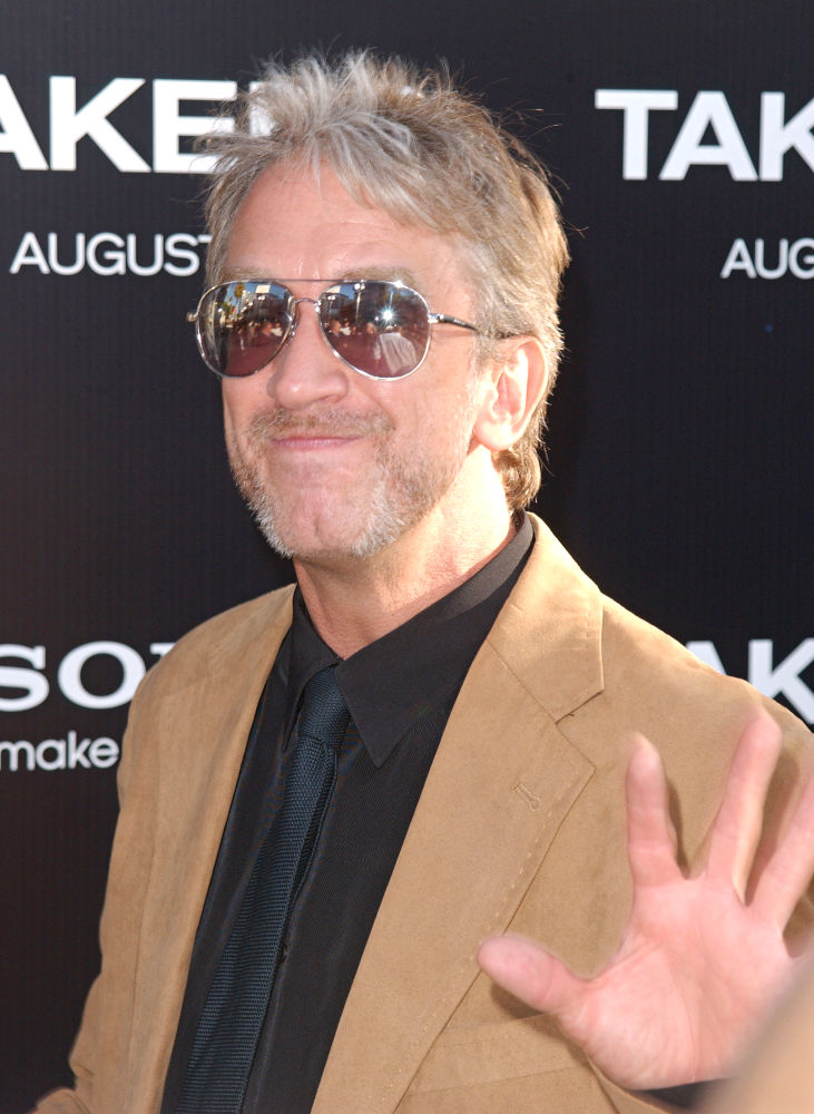 Andy Dick<br>Los Angeles Premiere of 'Takers' - Arrivals