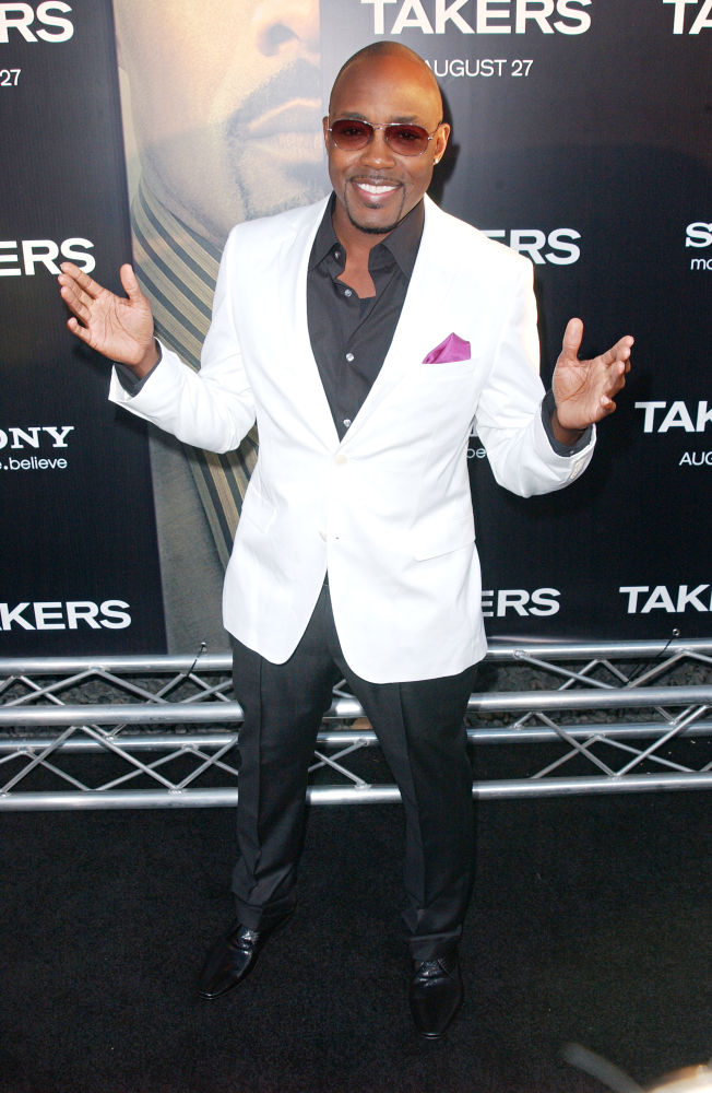 William Packer<br>Los Angeles Premiere of 'Takers' - Arrivals