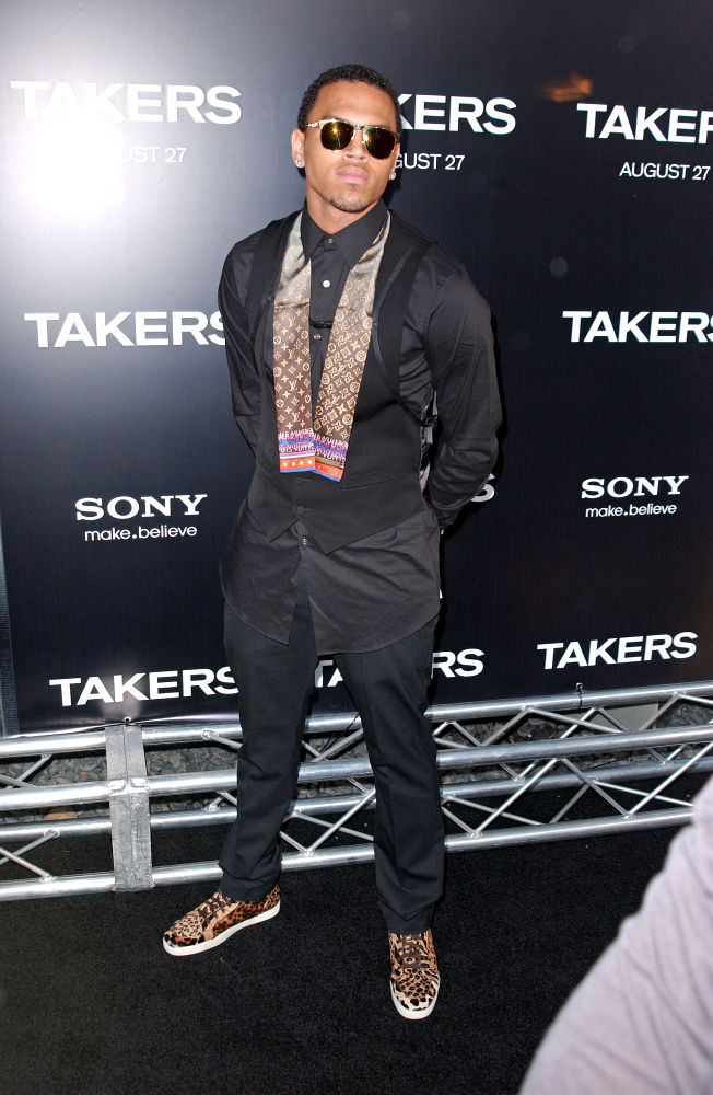 Los Angeles Premiere of 'Takers' - Arrivals