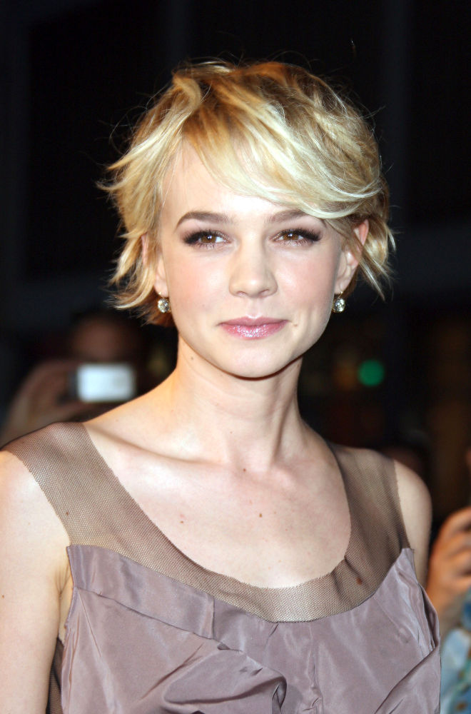 Carey Mulligan<br>The New York Movie Premiere of 'Wall Street 2: Money Never Sleeps' - Arrivals