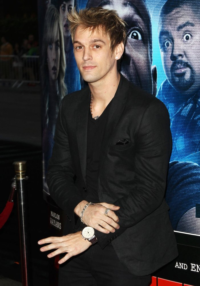 Aaron Carter Picture 31 - Premiere of Open Road Films' A