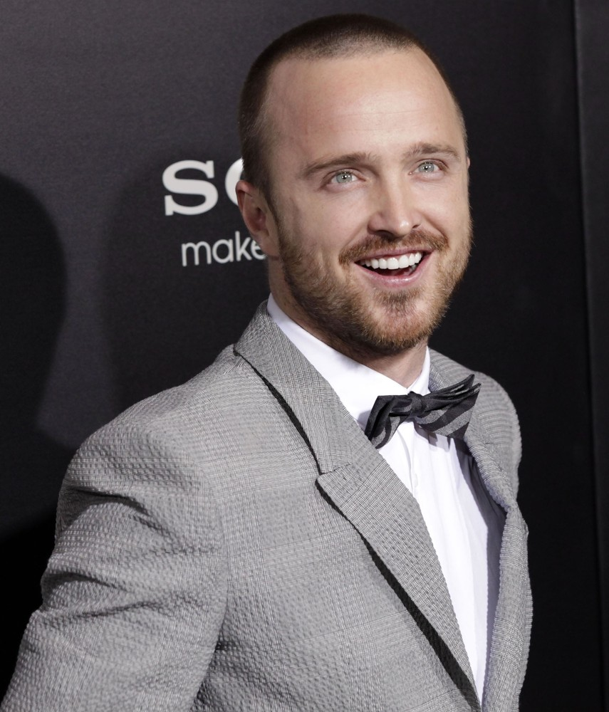 Aaron Paul<br>Los Angeles Premiere of Columbia Pictures' Zero Dark Thirty