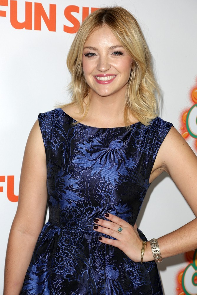 Abby Elliott<br>The Premiere of Paramount Pictures' Fun Size - Arrivals