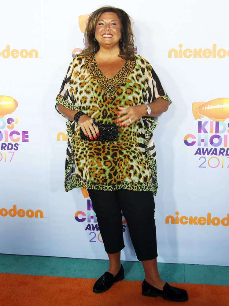 Abby Lee Miller<br>Nickelodeon's 2017 Kids' Choice Awards - Arrivals