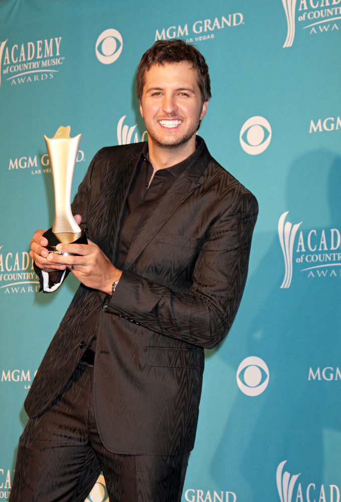 The 45th Annual Academy of Country Music Awards - Press Room