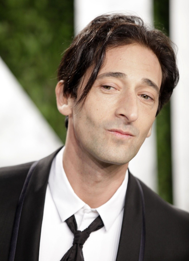 Adrien Brody Picture 75 - 2013 Vanity Fair Oscar Party - Arrivals Adrien Brody