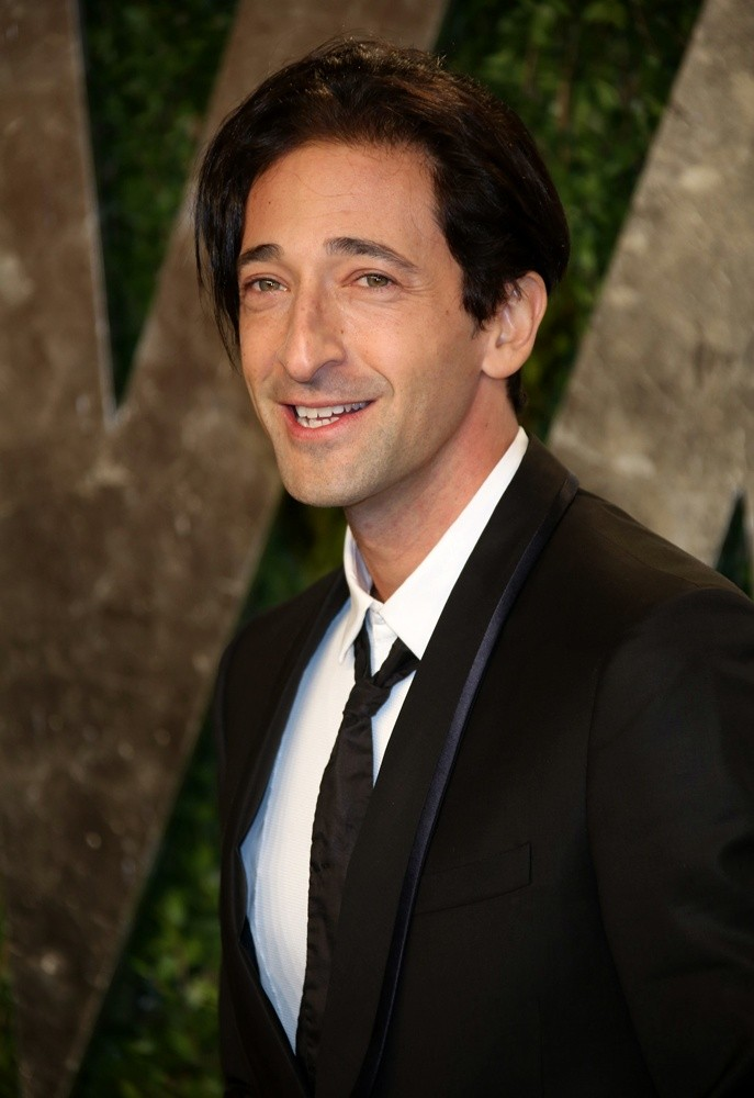 Adrien Brody Picture 73 - 2013 Vanity Fair Oscar Party - Arrivals Adrien Brody