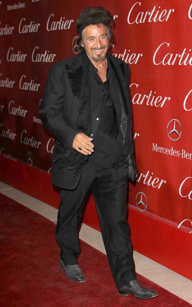 Al Pacino<br>The 23rd Annual Palm Springs International Film Festival Awards Gala - Arrivals