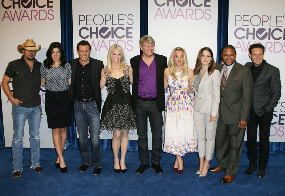 The 2013 People's Choice Awards Nominee Announcements