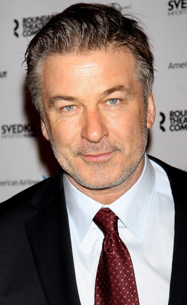 Alec Baldwin<br>Roundabout Theatre Company's Spring Gala
