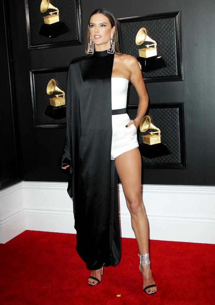 Alessandra Ambrosio<br>62nd Annual GRAMMY Awards - Arrivals