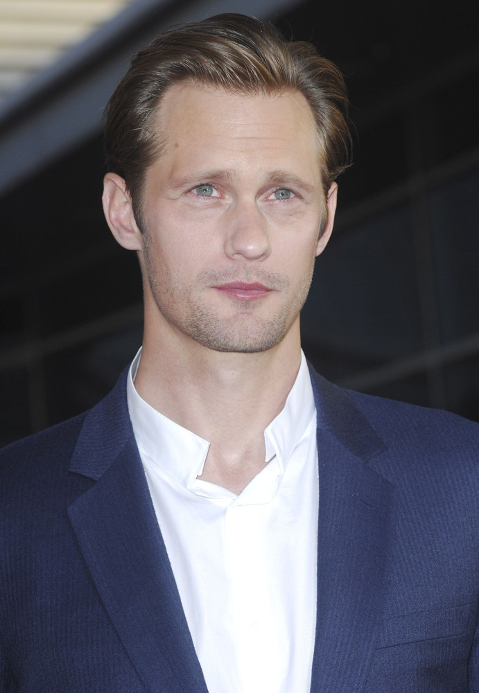 Alexander Skarsgard<br>Los Angeles Premiere for The Fifth Season of HBO's Series True Blood - Arrivals