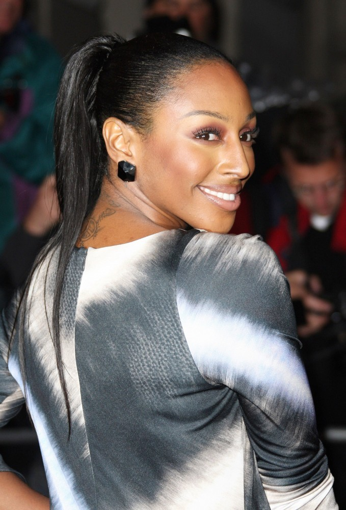 Alexandra Burke GQ Men of The Year Awards 2011 Arrivals