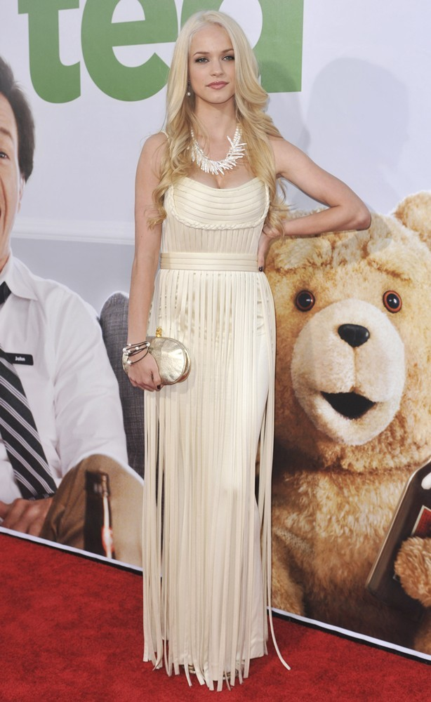 The Los Angeles Premiere Ted - Arrivals