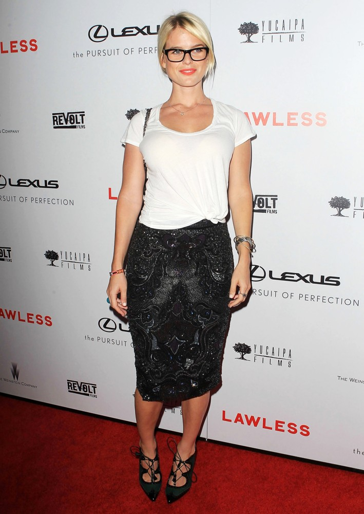 The Premiere of Lawless