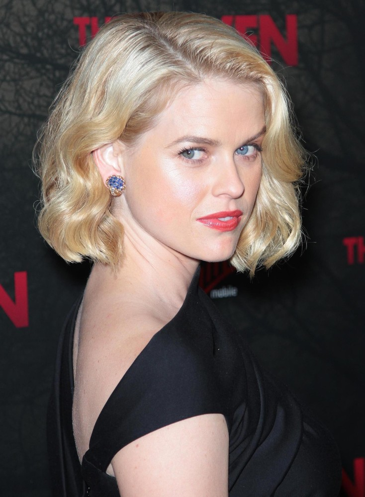 Alice Eve<br>Special Screening of Relativity Media's The Raven - Arrivals