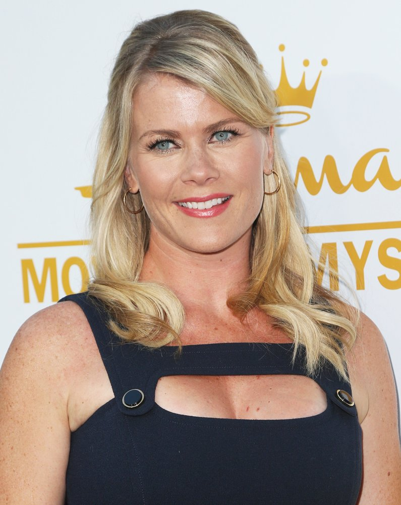 Alison Sweeney New Hallmark Movie