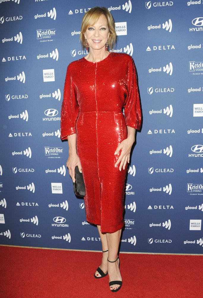 Allison Janney<br>30th Annual Glaad Media Awards - Arrivals
