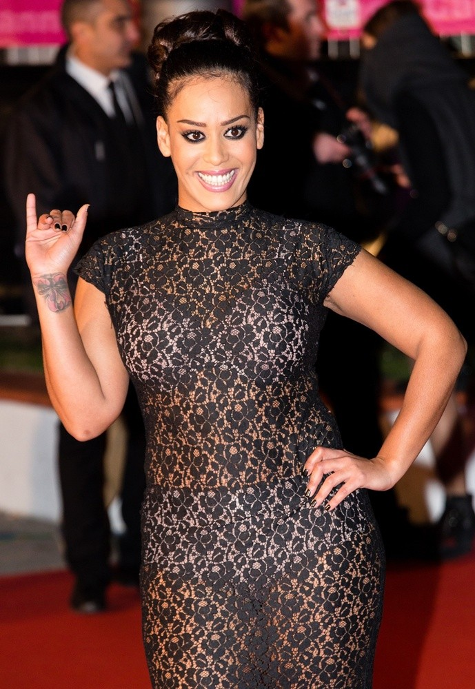 Amel Bent Picture 4 - The 15th NRJ Music Awards - Arrivals
