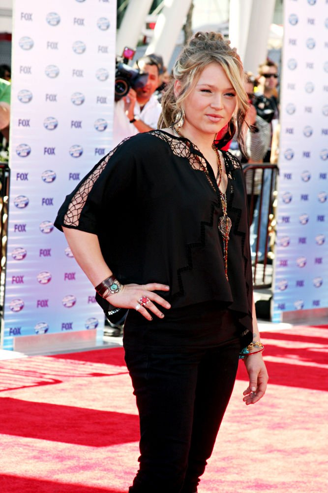 Crystal Bowersox<br>The American Idol Season 9 Finale - Arrivals