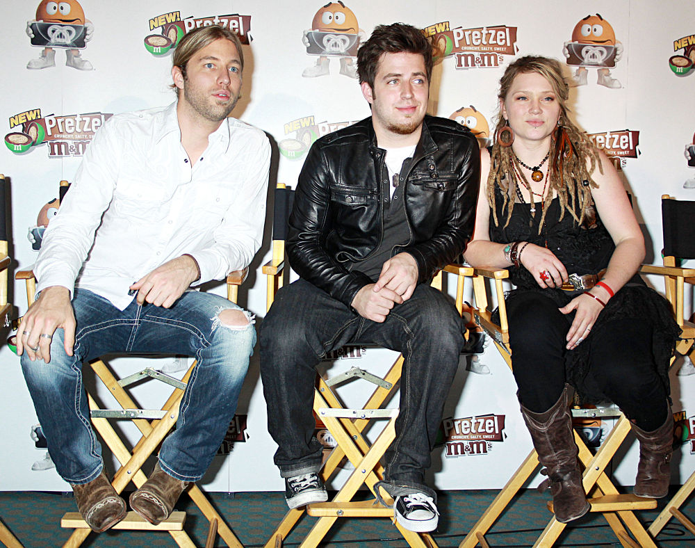 Casey James, Lee DeWyze, Crystal Bowersox