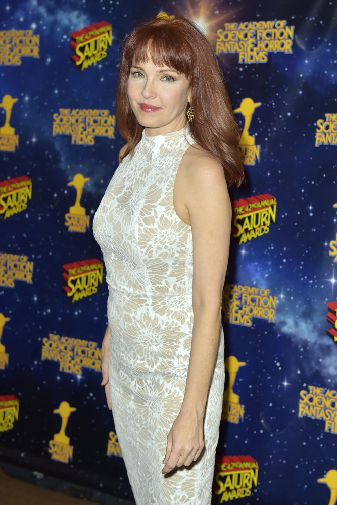 Amy yasbeck picture 15 saturn awards 2016 press room