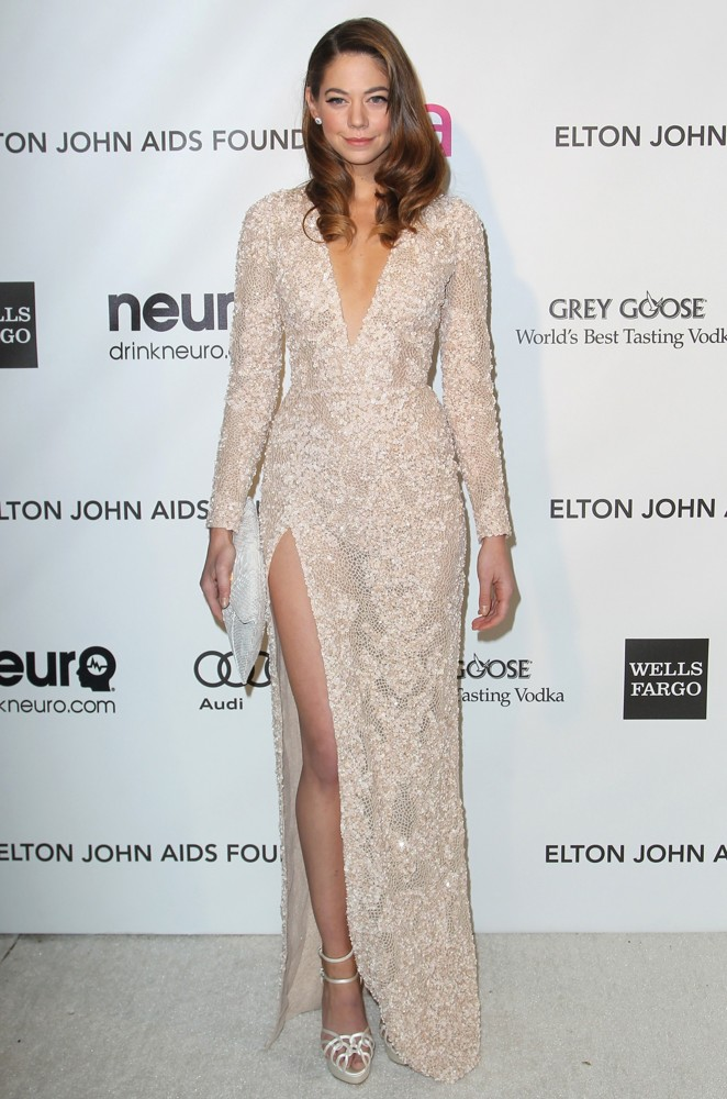 Analeigh Tipton<br>21st Annual Elton John AIDS Foundation's Oscar Viewing Party