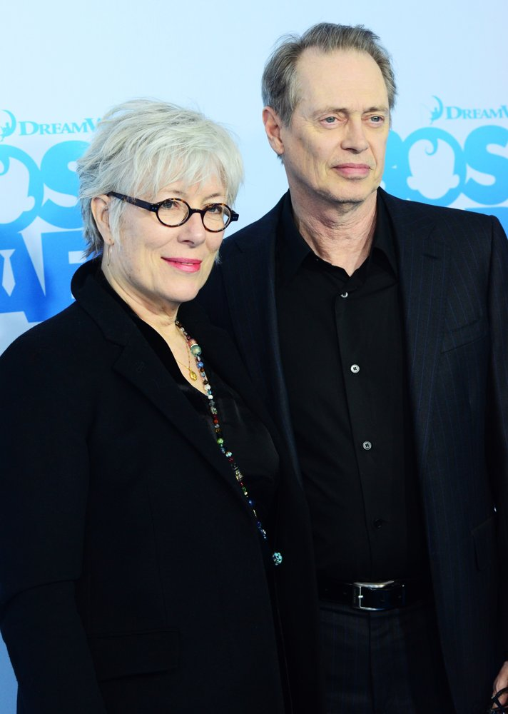 Jo Andres, Steve Buscemi<br>New York Premiere of The Boss Baby - Arrivals