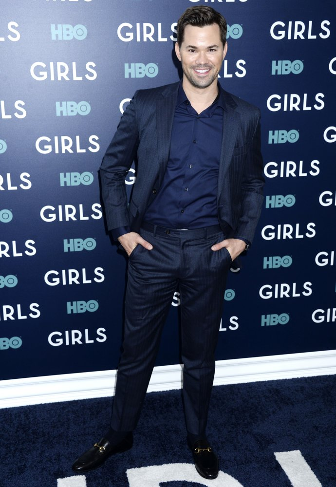 Andrew Rannells<br>New York Premiere of The Sixth Season of Girls