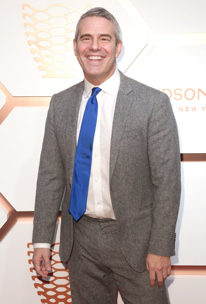 Andy Cohen<br>The Shops and Restaurants at Hudson Yards Vip Grand Opening Event