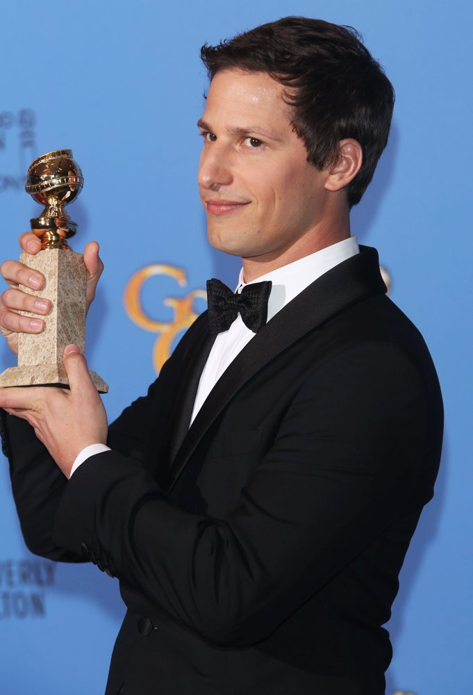 71st Annual Golden Globes - Press Room