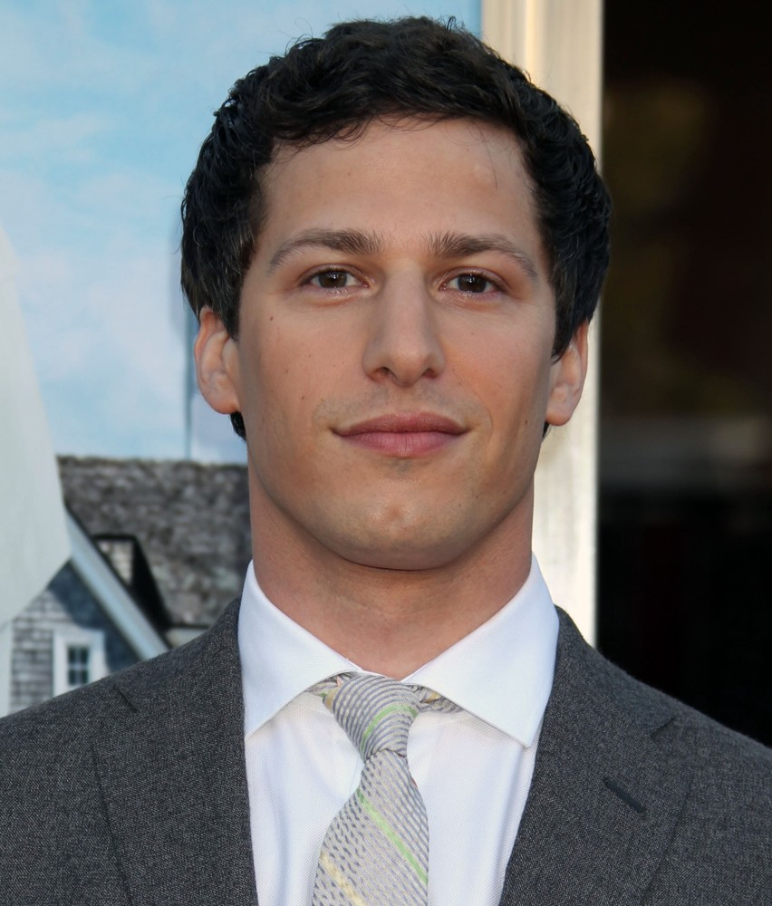 Andy Samberg<br>Premiere of Columbia Pictures' That's My Boy
