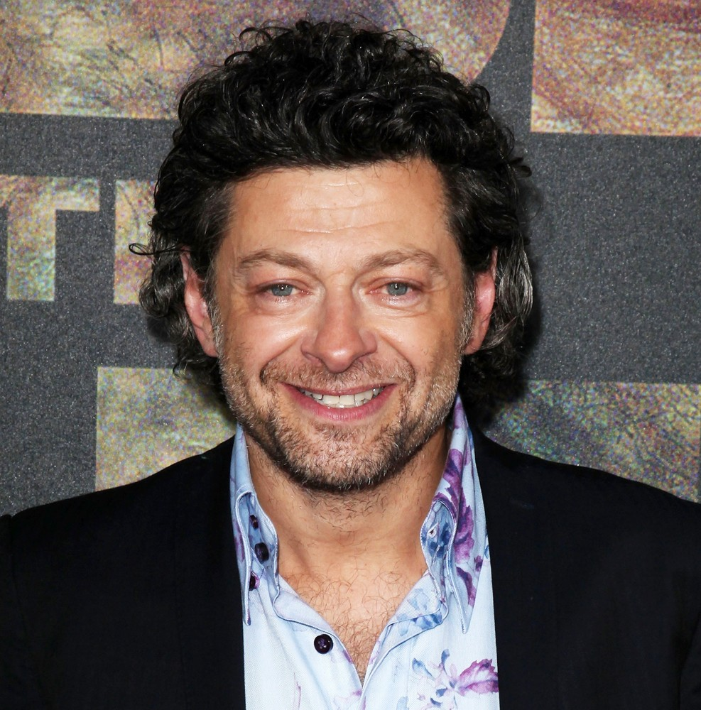 Andy Serkis Picture 22 - The Pr...
