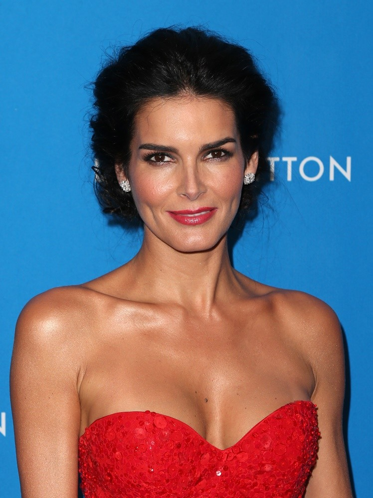 Angie Harmon<br>The 6th Biennial UNICEF Ball