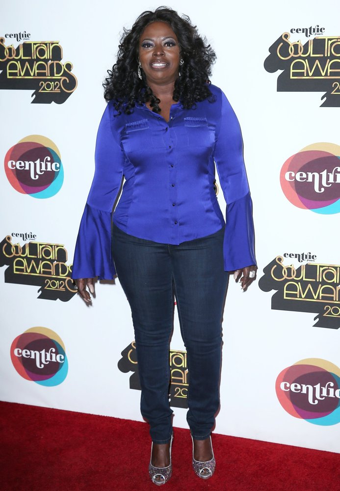 Angie Stone<br>2012 Soul Train Awards - Arrivals