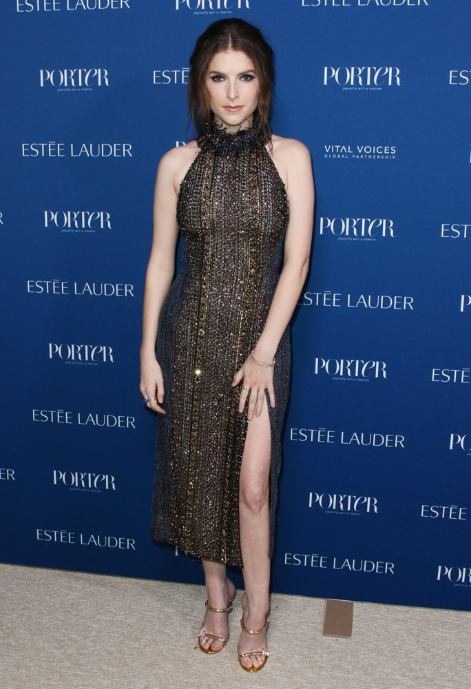 Anna Kendrick<br>3rd Annual Porter Magazine's Incredible Women Gala