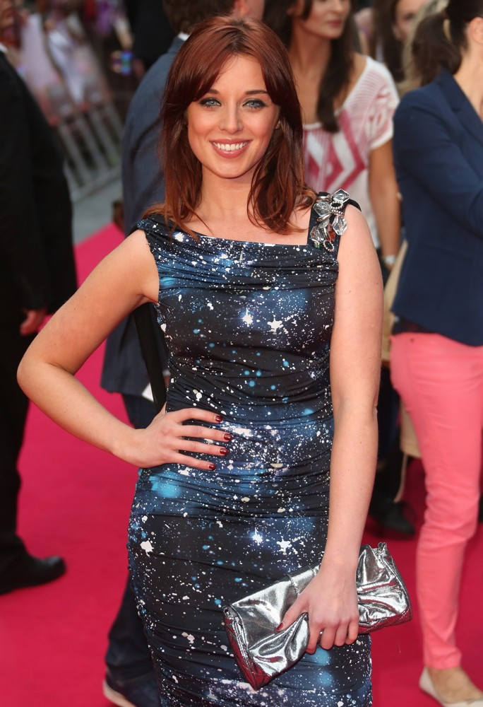 Anna Nightingale<br>UK Premiere of Katy Perry: Part of Me - Arrivals