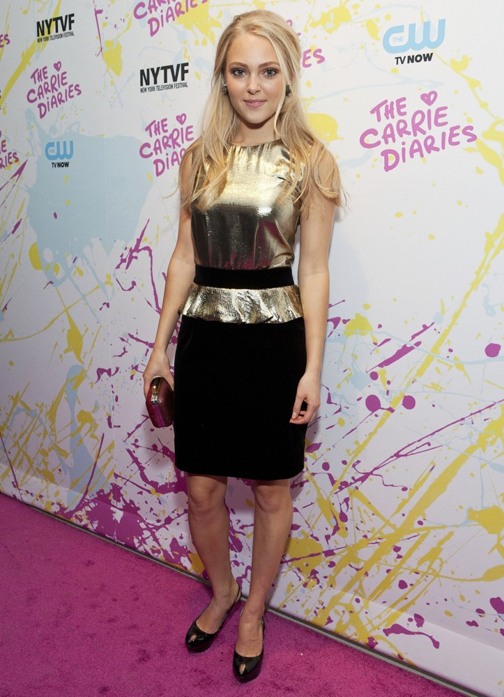 The Carrie Diaries Premiere