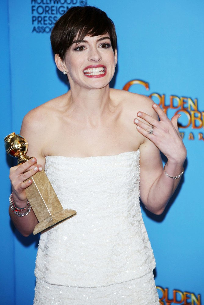 70th Annual Golden Globe Awards - Press Room