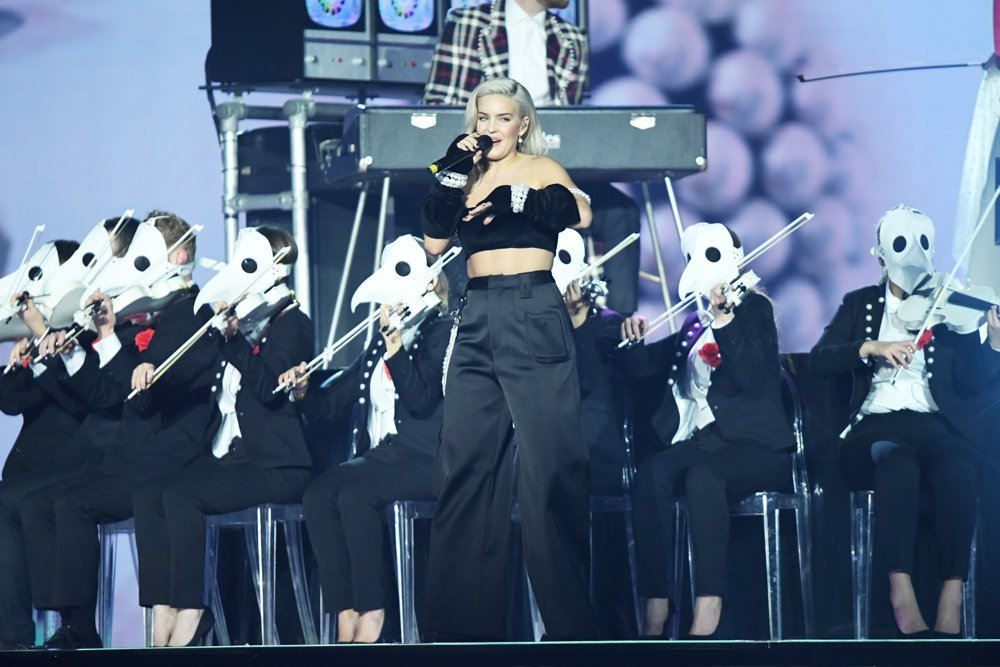 Anne-Marie<br>The MTV EMA's 2017 - Show