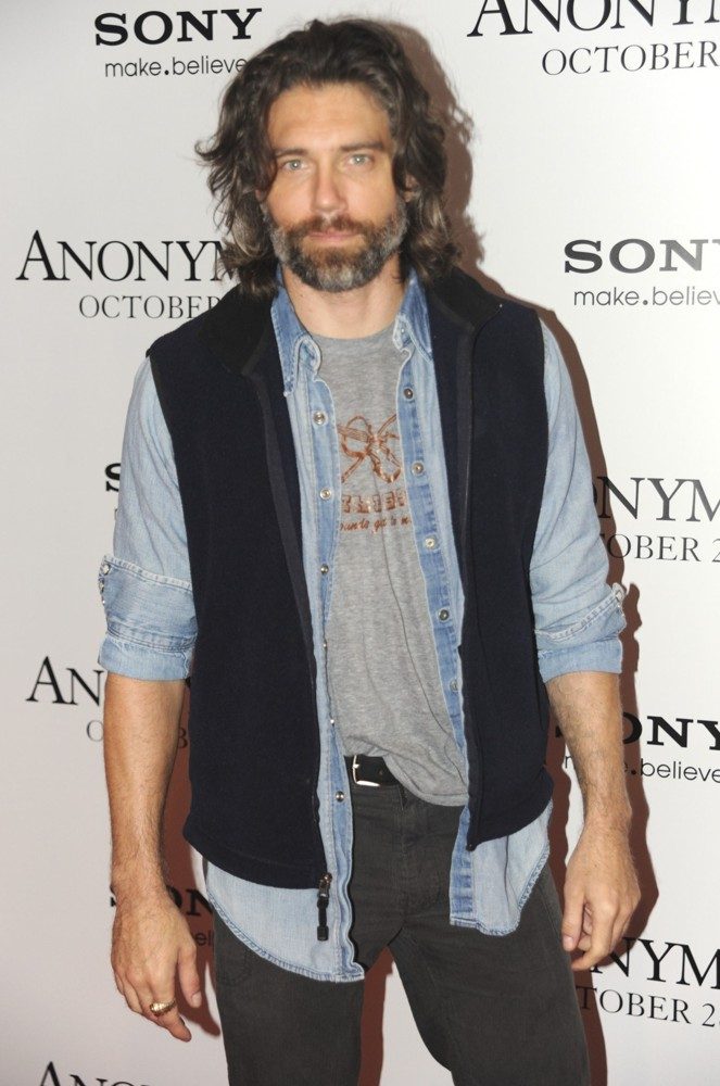 Anson Mount<br>Anonymous Screening