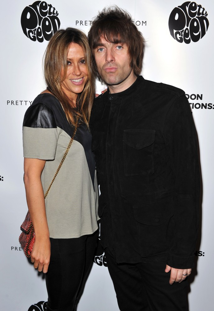 Nicole Appleton, Liam Gallagher