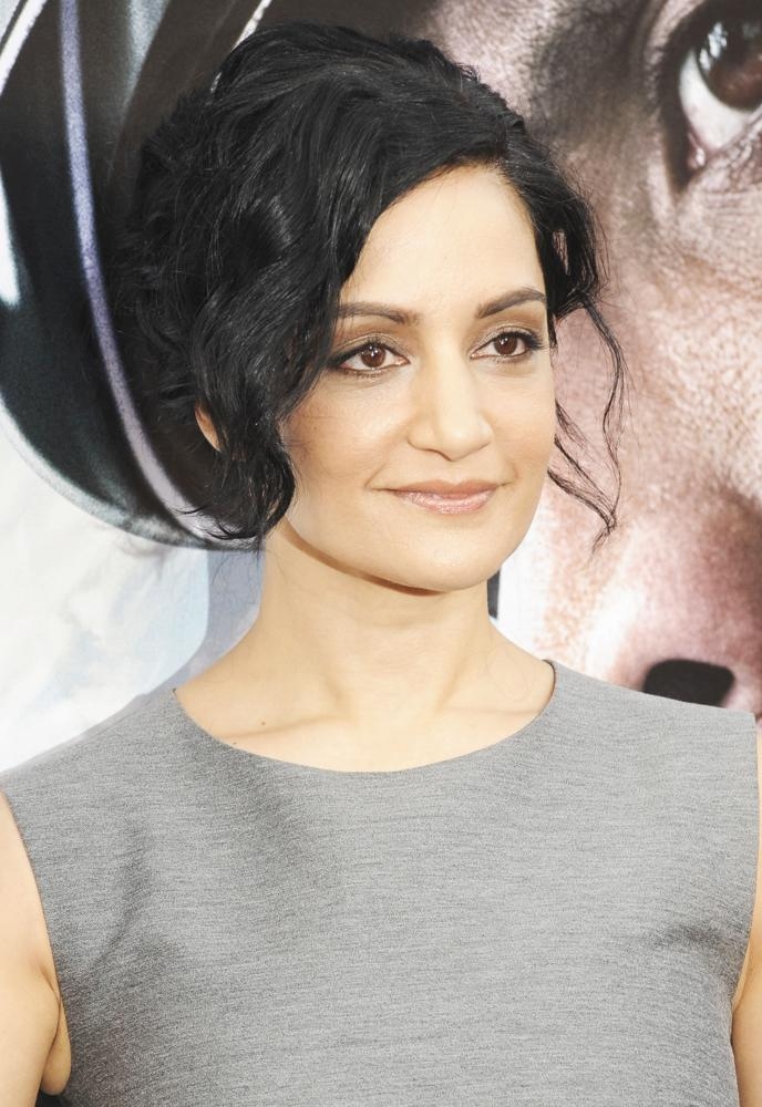 Archie Panjabi<br>Los Angeles Premiere of San Andreas