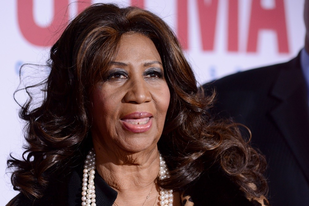 Aretha Franklin<br>New York Premiere of Selma - Red Carpet Arrivals