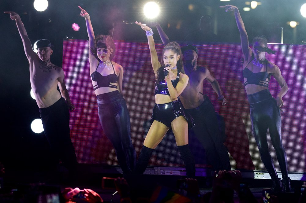 Ariana Grande<br>The 29th Annual Dance on The Pier 26