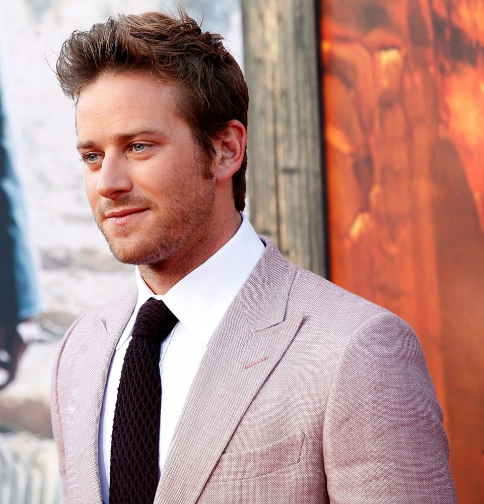 Armie Hammer Picture 61 - The World Premiere of Disney ...