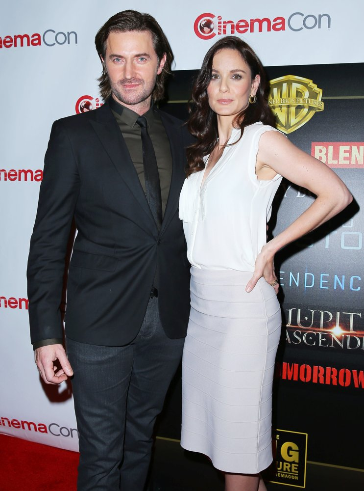 Richard Armitage, Sarah Wayne Callies<br>Warner Bros Picture Event at CinemaCon 2014