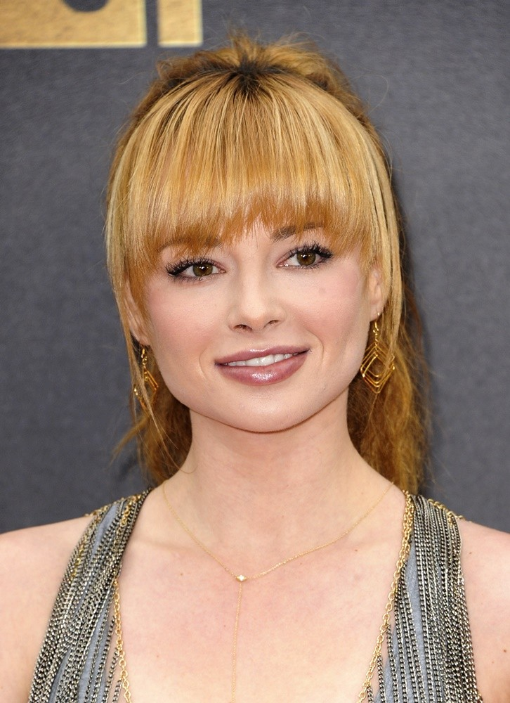 Ashley Rickards Picture 53 - 2016 MTV Movie Awards - Arrivals